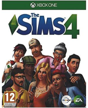 Xbox One mäng Sims 4