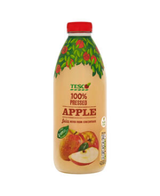 Tesco õunamahl 1l
