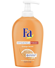 Vedelseep hygiene&fresh orange 250ml
