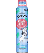 Kuivshampoon fresh it up volume 200ml