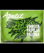 Tükeldatud rohelised oad, 200 g