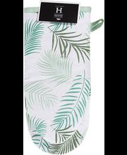 Pajakinnas Palmu 15 x 30 cm roheline, 100% puuvill