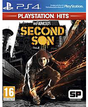 PS4 mäng inFamous: Second Son (PlayStation Hits)