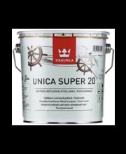 Puidulakk UNICA SUPER 20 2,7 l poolmatt
