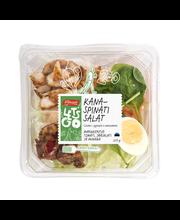 Mamma Let´s Go kana-spinati salat 250 g