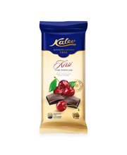 Kalev kirsiga tume šokolaad 100 g