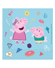 Peppa Pig salvrätikud, 33 cm, 20 tk
