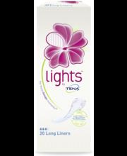 Tena Lights Long Liner inkontinents hügieeniside 20 tk