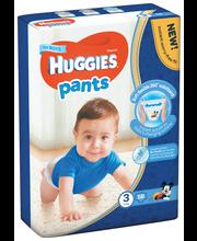 Huggies püksmähkmed Pants 3, poisile, 6-11 kg, 58 tk