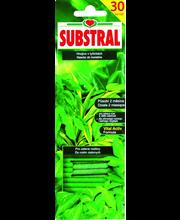 Väetisepulgad rohelistele taimedele 30 tk