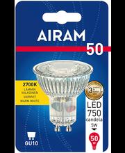 LED-lamp E 5W GU10 KL