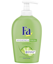Vedelseep hygiene&fresh lime 250ml