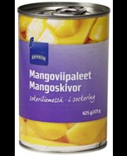 Mangoviilud suhkruleemes 425/225 g