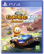 PS4 mäng Garfield Kart: Furious Racing