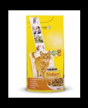 Kuivtoit kassidele kanaliha ja köögiviljadega 2 kg