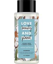 Shampoon love beauty&planet volume&bounty 400ml