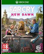 Xbox One mäng Far Cry New Dawn