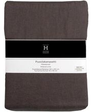 Voodipesukomplekt Linen 150x210cm t.hall