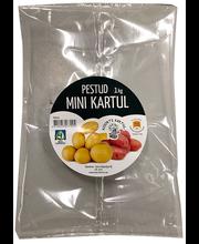 Mini kartul,  pestud, 1 kg