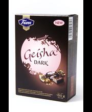 Fazer Geisha Dark šokolaadi kommikarp 150 g