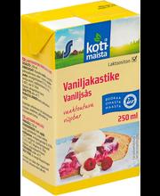 Vahustatav vanillikaste, 250 ml