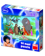 Puzzle 1000 osa Neoon