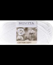 Lõng Cotton Soft 50g 011 valge
