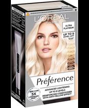 Blondeerija Preference Up to 9 level ultra platinum