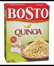 Bosto Quinoa, valge 4x75 g