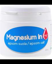 Epsom sool Magnesium in 500 g