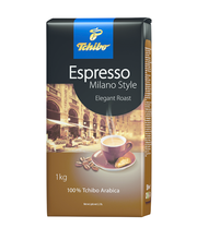 Kohvioad Tchibo Espresso Milano Style 1 kg