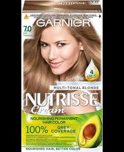 Juuksevärv Nutrisse 7.0 Dark Blonde