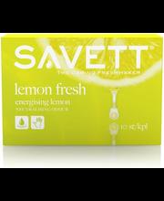 Niisked salvrätikud Lemonfresh 10 tk