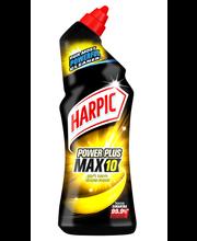 Harpic Power Plus Max 10 Citrus Force WC-puhastusgeel 750 ml