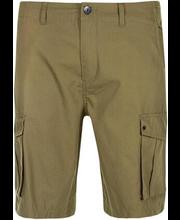 Meeste lühikesed cargo-püksid roheline, 32
