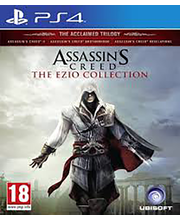 PS4 mäng Assassin's Creed: The Ezio Collection