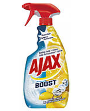 AJAX SPRAY BOOST BAKING SODA & LEMON KITCHEN 500ML