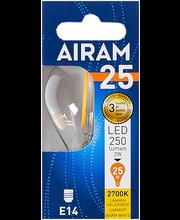 LED-lamp 2W E14 2700K 250LM