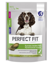 Perfect Fit Healthy Joints täiendsööt koertele, M/L, 110 g