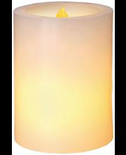 LED küünal Cindy taimeriga 6,5 cm, valge