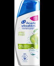 head&shoulders shampoon apple fresh 90ml