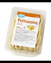 Värske pasta fettuccine, naturaalne 500 g