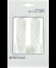 Termoplastilisest elastomeerist käepide Herrmans 89b, valge, 120 mm