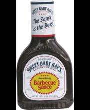 Sweet Baby Ray's grillkaste, 510 g