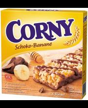 Müslibatoonid šokolaadi ja banaani 150 g 6-pakk