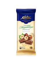 Kalev metsapähklitega piimašokolaad 100 g