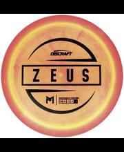 Discgolfi ketas Driver Esp Zeus Paul Mcbeth Signature
