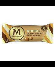 Jäätis Double Gold Caramel Billionaire, 85ml