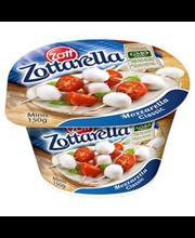 Mozzarella juust Zottarella, 150 g