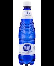 Aura Spring gaasita vesi, 500 ml